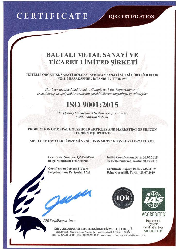 BALTALI 9001